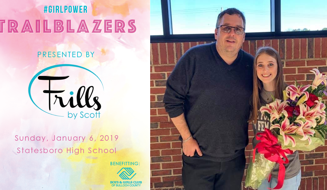 Keeli Hennon | 2019 Prom Preview Scholarship Recipient | Statesboro | Frills by Scott
