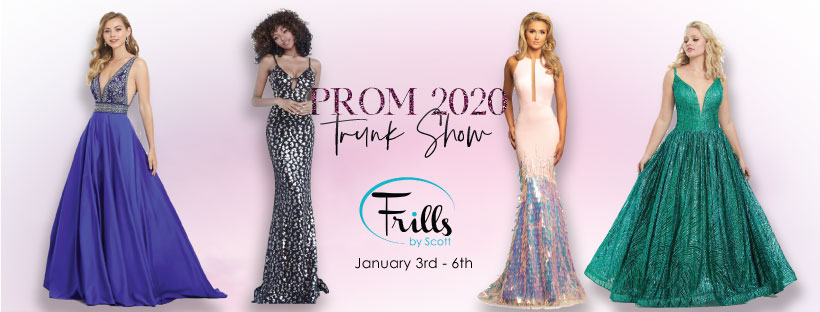 Prom 2020 Trunk Show